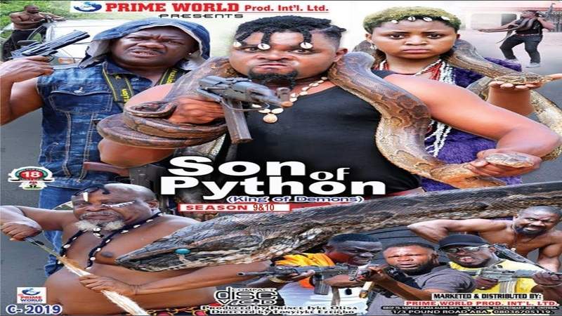 SON OF PYTHON SEASON 9 2019 NOLLYWOOD ACTION MOVIES