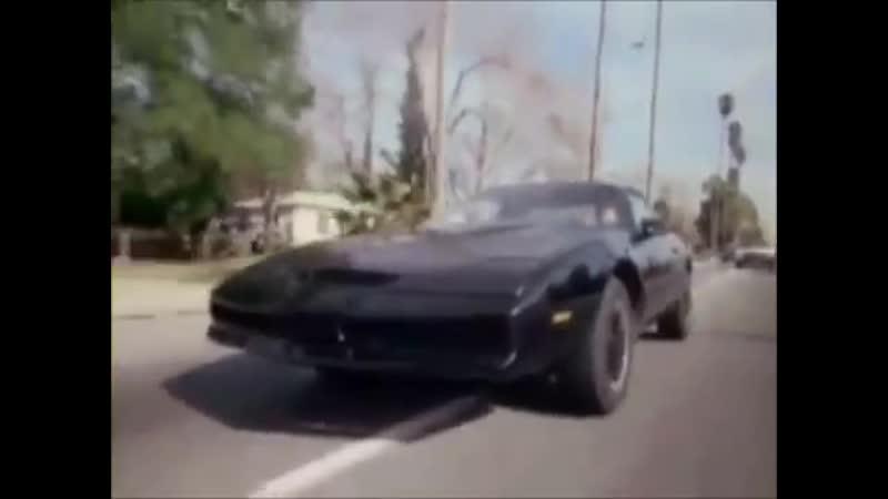 Рыцарь дорог сериал 1982 1986 Knight Rider