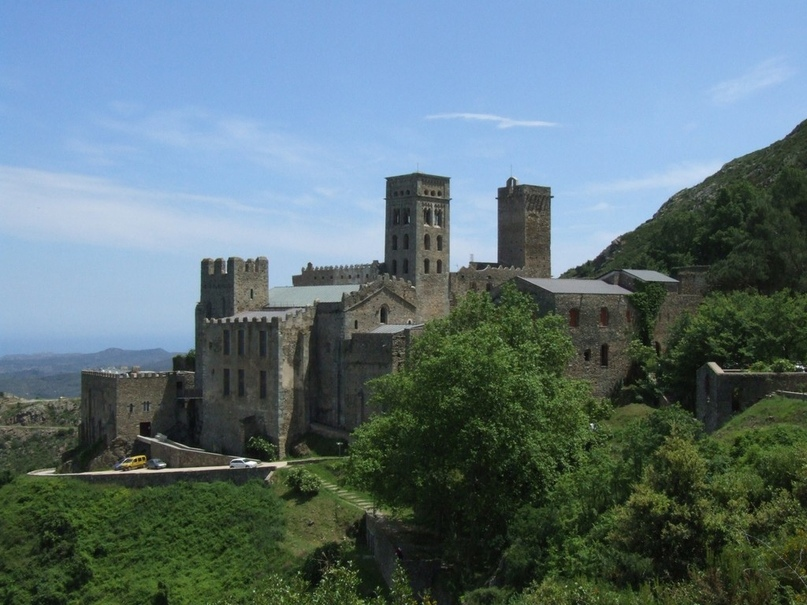 Самые красивые средневековые городки Каталонии, изображение №6