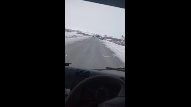 Авария Сибай Акъяр