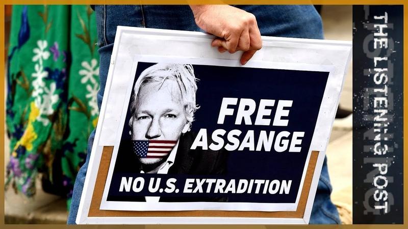 Julian Assange: Within Washington's grasp?   The Listening Post (Full)