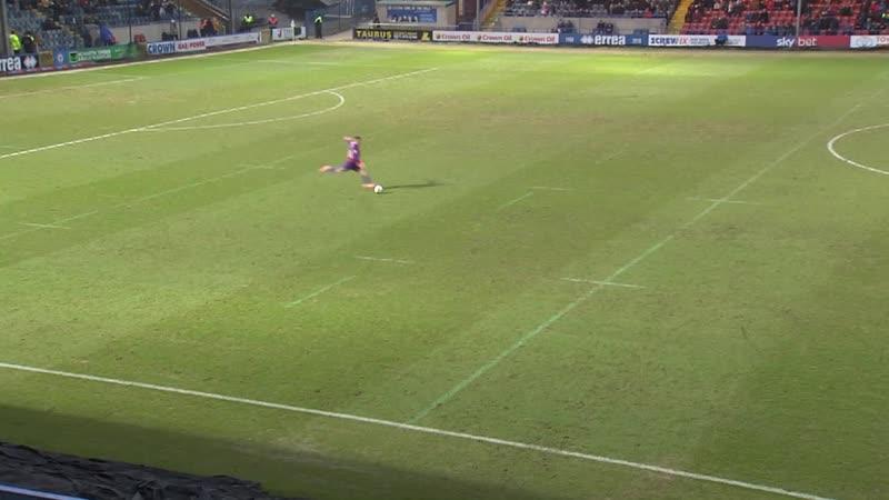 Rochdale v Gillingham highlights