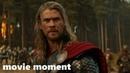 Тор 2: Царство тьмы (2013) - Битва в Ванахейме (1/7)   movie moment