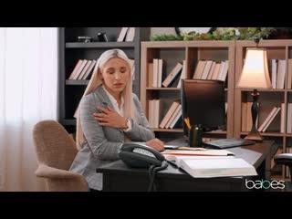 Abella Danger - Hands-on Learning (Blonde, Blowjob, Ass Licking