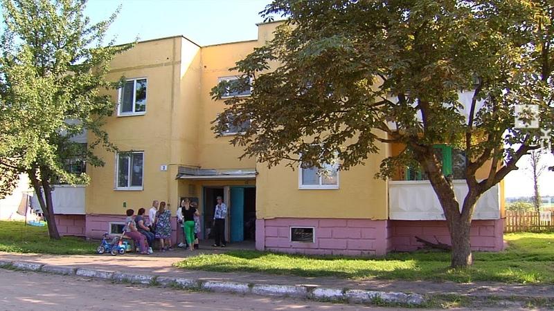 Коммунальная беда жителей посёлка под Витебском (19.09.2019)
