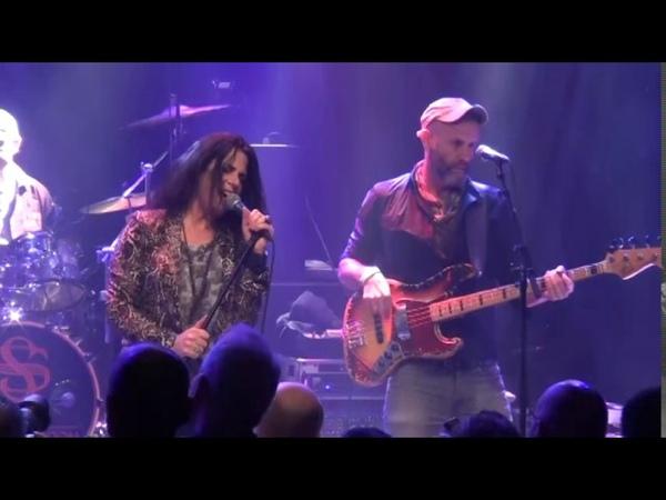 Sari Schorr - Damn The Reason [Live in Holland 2017]