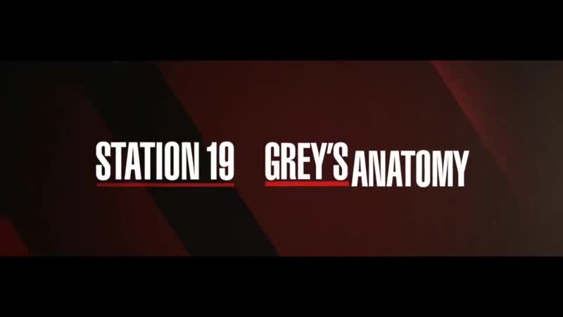 """""""STATION 19"""" AND """"GREY'S ANATOMY"""" CROSSOVER EVENT"""