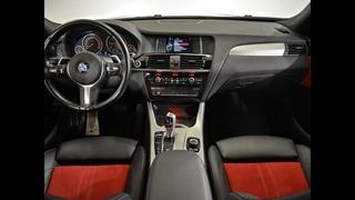BMW X4 XDrive20d M Sport 4WD  2017 г.