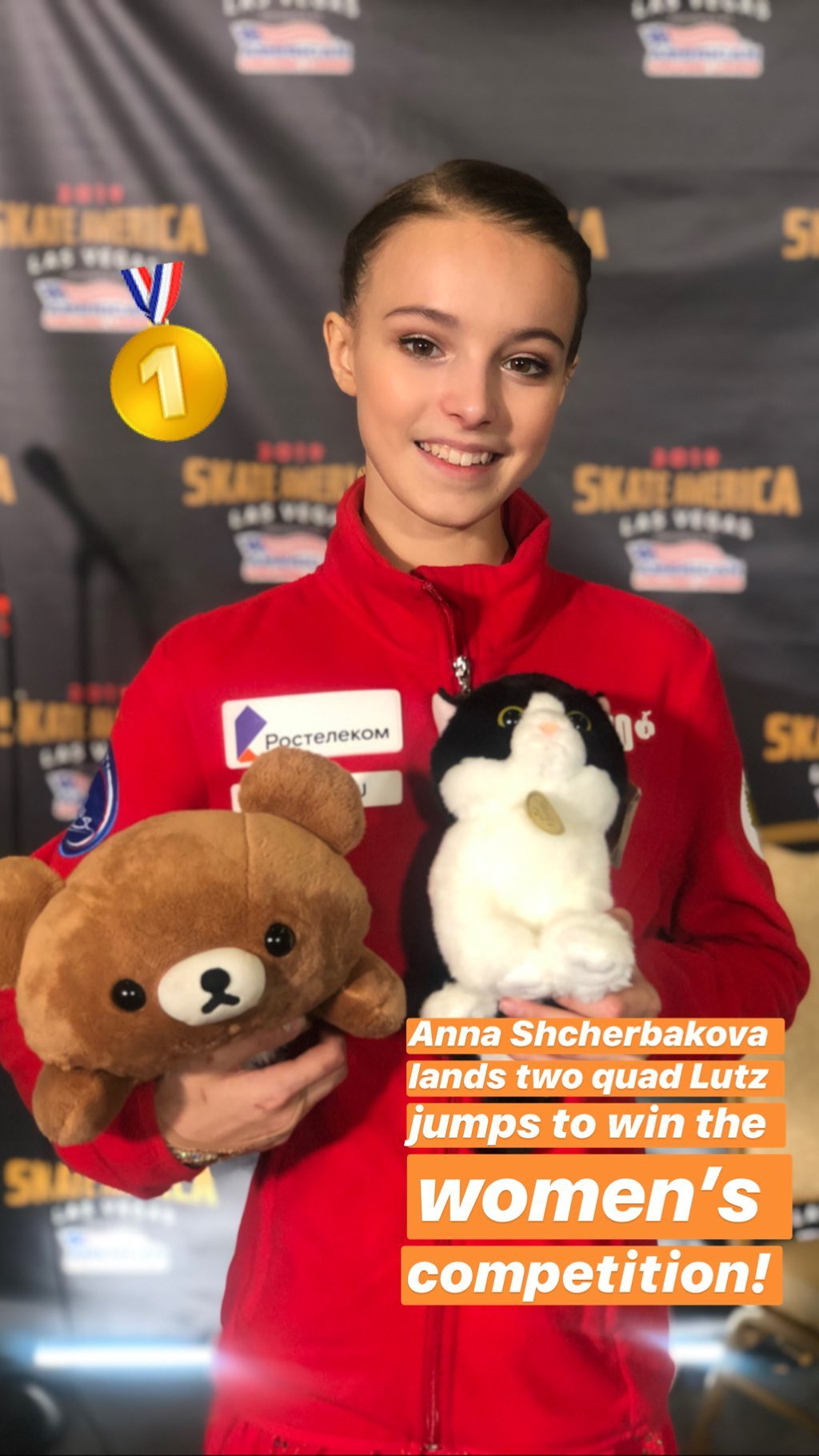 GP - 1 этап. Skate America Las Vegas, NV / USA October 18-20, 2019   - Страница 20 Gojv3lXmKdA