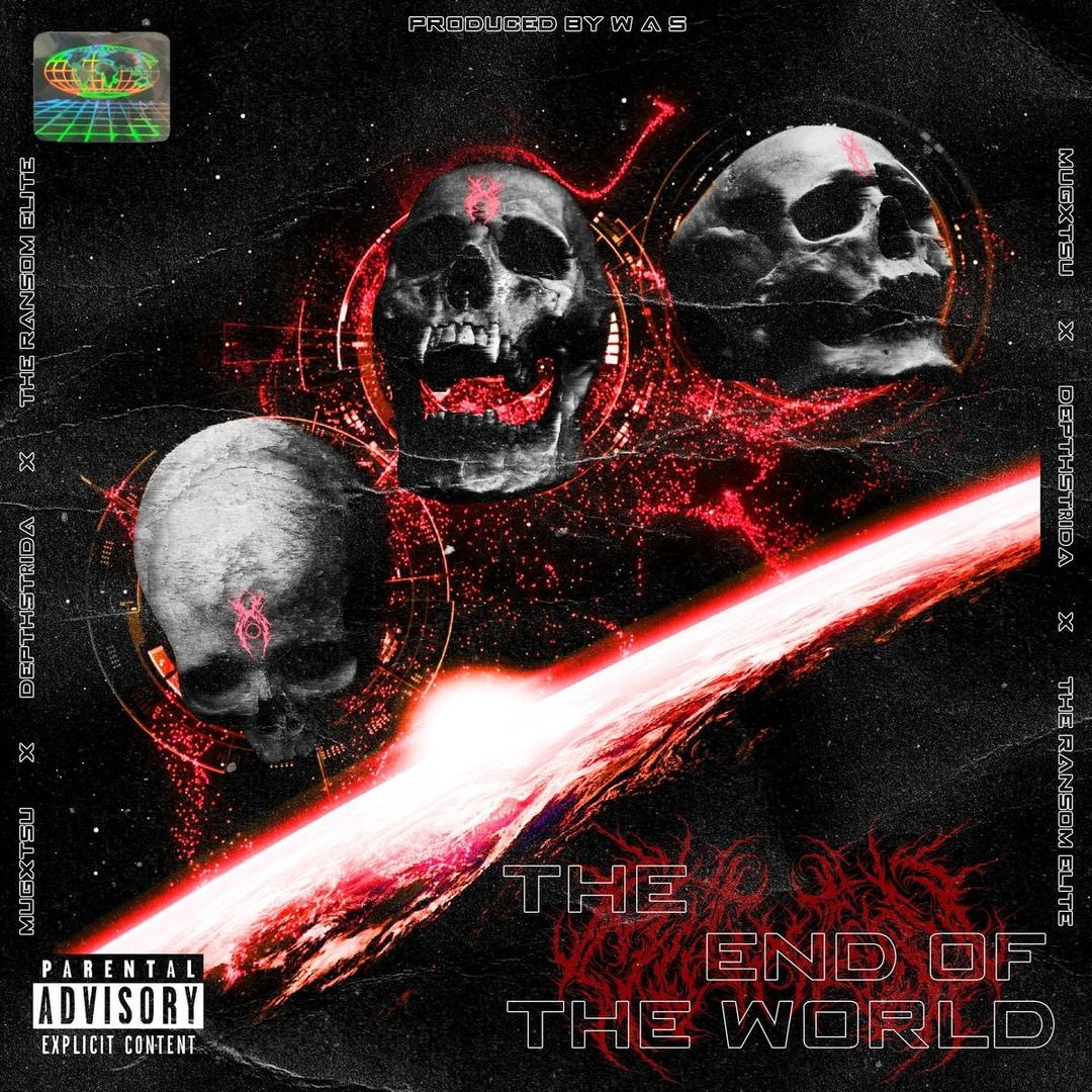 MUGXTSU - The End of the World [Single]