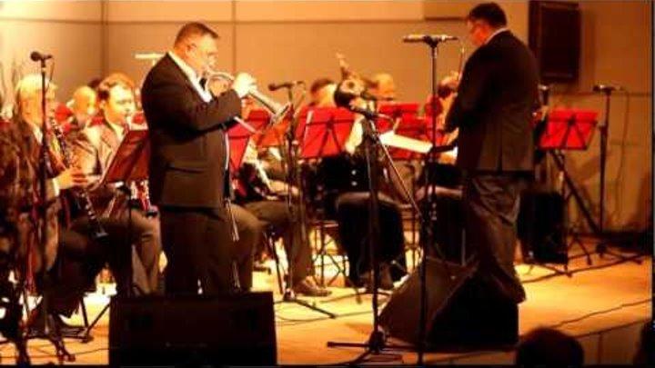 Мама Поль Мариа - Концертный оркестр г Абакана, дирижер Андрей Штарк соло на трубе Виталий Запорожец