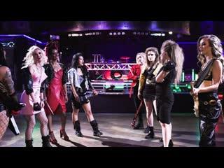 Karla Kush, Charlotte Stokely, Katrina Jade, Lena Paul - Girlcore Season 2: Rock You Like a Hurricane | Lesbian Porn Порно