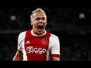Donny van de Beek ● Ajax ● Defensive Skills ● Goals