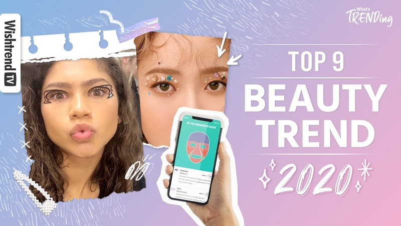 9 Beauty Trends Taking Over 2020 Euphoria Makeup Scrunchies Sustainable Skincare and More✨