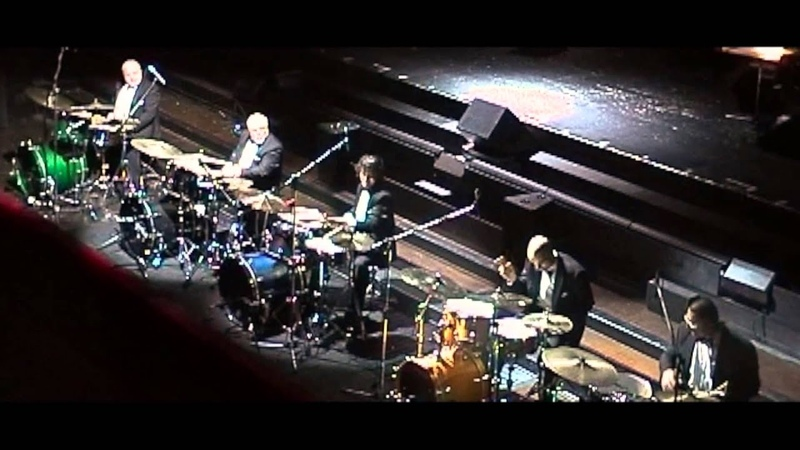 La Drummeria Bandini Calloni Furian Meyer Pellegatti Ospite Tullio De Piscopo