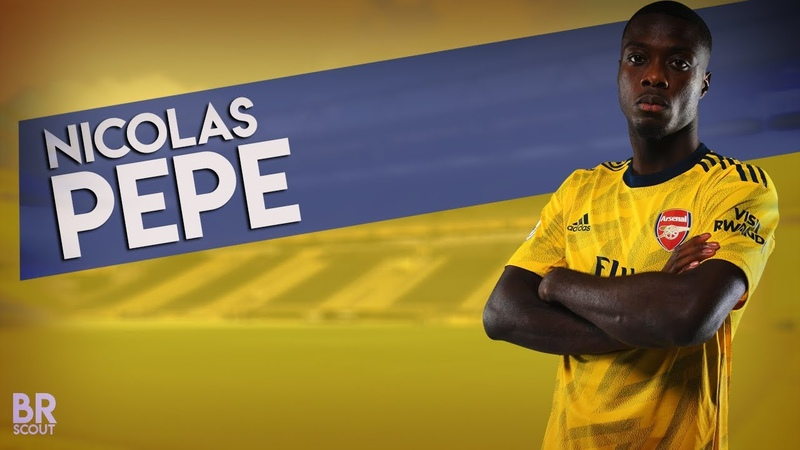 Nicolas Pepe - Dont Forget How Good He Can Be