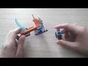 Отважный полярник и аэросани / собираем конструктор Лего Сити / Lego City 60190