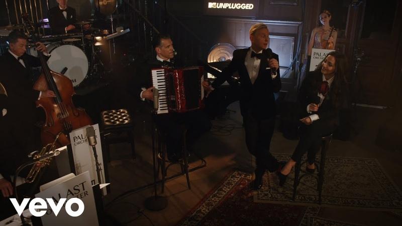 Max Raabe Palast Orchester Namika Côte d'Azur MTV Unplugged