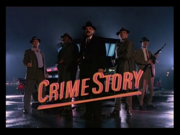 Криминальная история Crime Story 1986