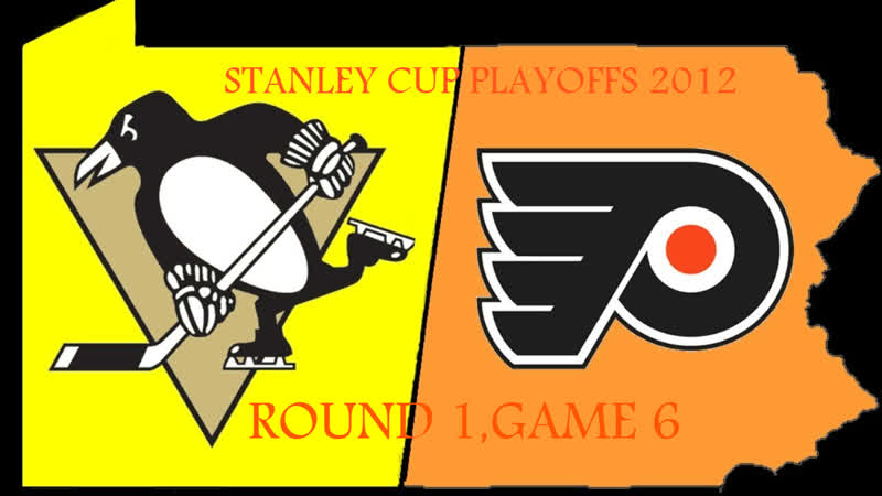Stanley Cup Playoffs 2012 R1 Game 6 Pittsburgh Penguins Philadelphia Flyers