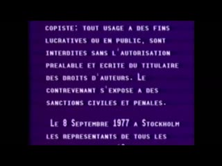 VHS Opening #279 Opening to my 1986 French Canadian VHS of Mysterious Island