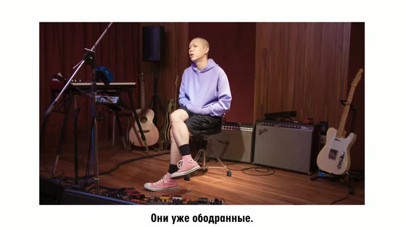 [Oh,HyukFSG] ALL THE STORIES ARE TRUE OH HYUK Interview [rus sub/рус саб]