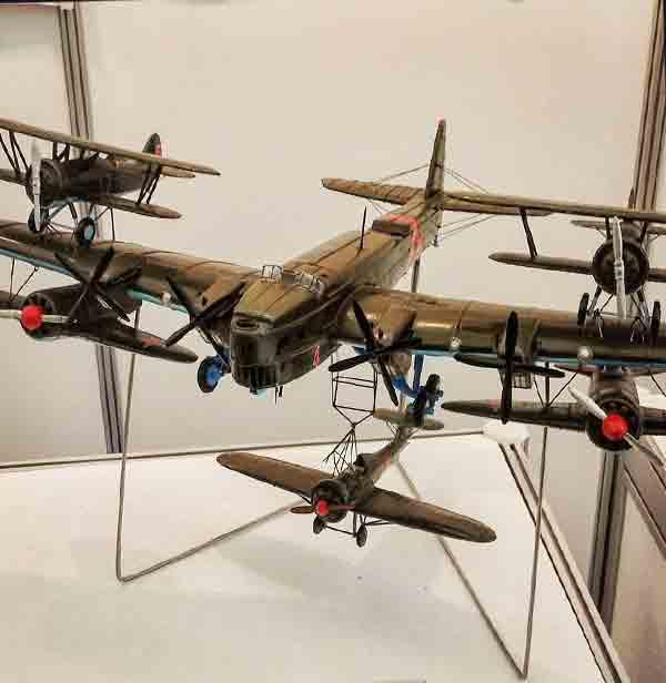 Модель ТБ-3