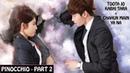 💗 Pinocchio Love Triangle - Part 2 | Korean Mix Hindi Songs | Simmering Senses 💗