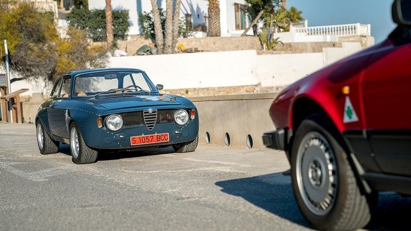Alfa Romeo GTV Scalino GTA Recreation Impresionante!