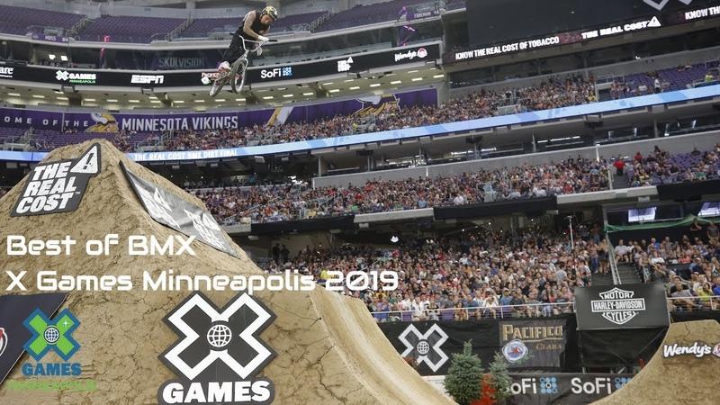 BEST OF BMX | X Games Minneapolis 2019