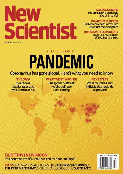 New Scientist International Edition - 07.03.2020