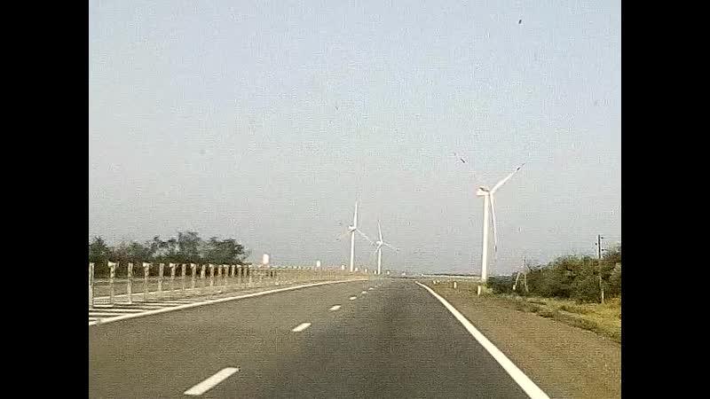 Ветряки перед Ростовом