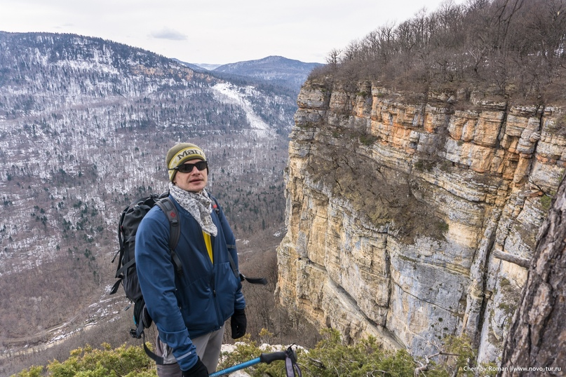 29 февраля | Монахов водопад | Встречаем весну, изображение №6