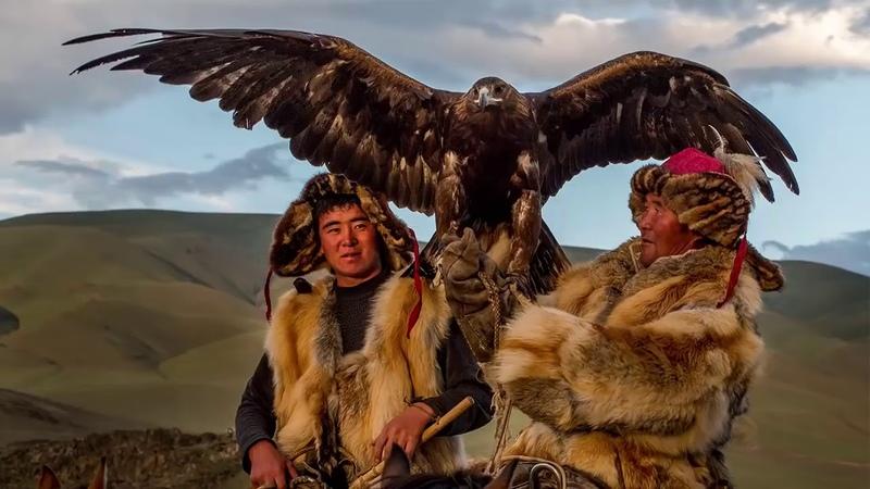 Тувинская шаманская музыка. Горловое пение и бубен
