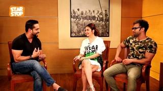 Veerey Ki Wedding | Exclusive Interview | Pulkit Samrat, Kriti Kharbanda | B4U Star Stop