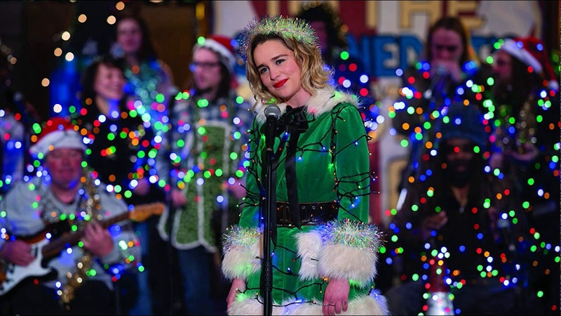 Emilia Clarke Last Christmas full version audio