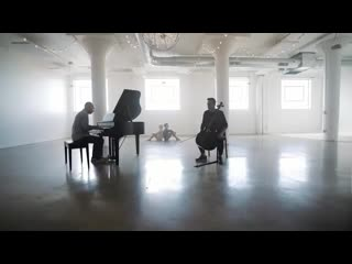 The piano guys someone you loved (piano-cello) charity andres farewell dance