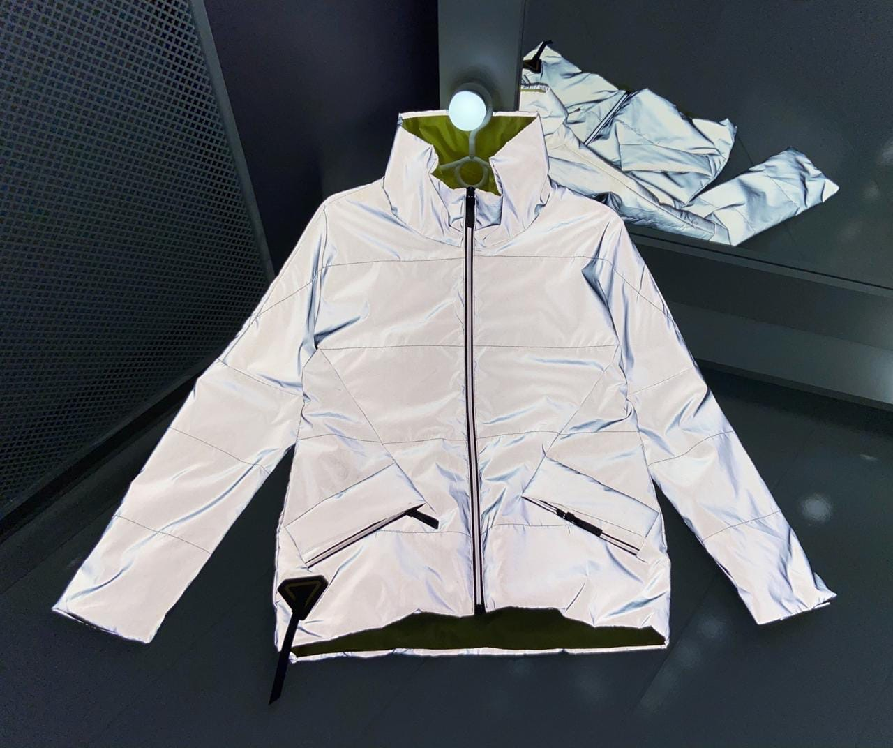 Картинки светоотражающие куртки