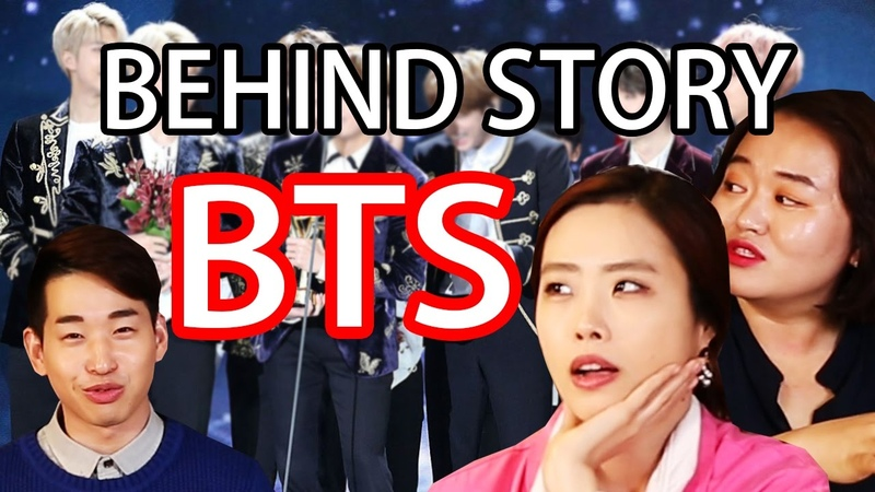Los periodistas coreanos hablan sobre BTS