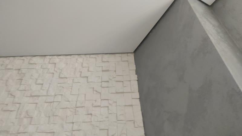 Натяжной потолок на теневом профиле EuroKraab