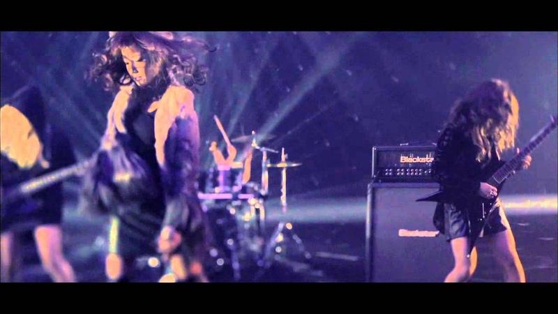 Cyntia 閃光ストリングス MV ギターソロ 」<テレビ朝日系アニメ「聖闘士 26