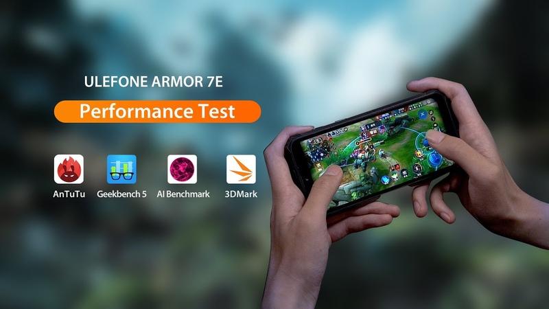 Ulefone Armor 7E Benchmarks - Antutu, Geekbench 5, 3D Mark, AI Benchmark