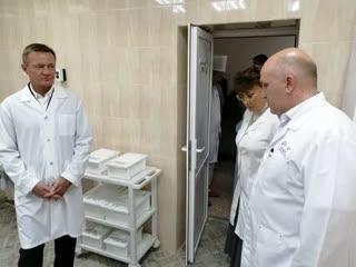 Роман Старовойт назвал инфраструктуру здравоохранения Курской области ошеломительно ужасной