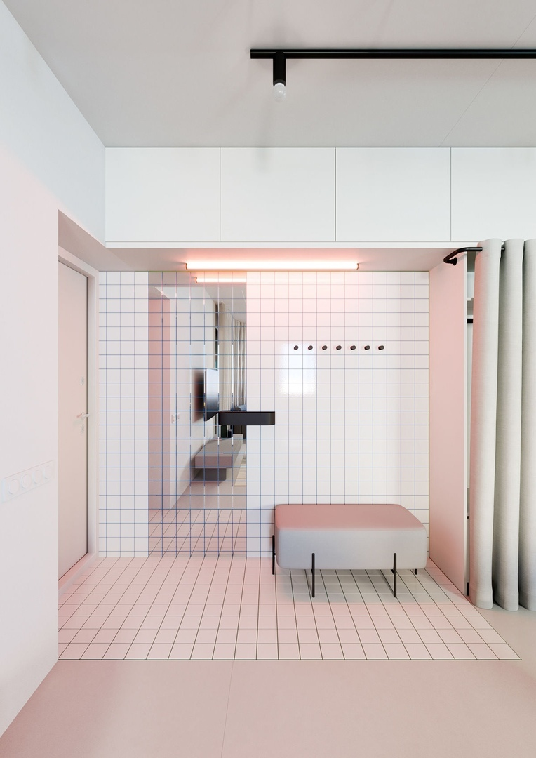 M125 project by Andrei Lychkouski (Zrobym Architects) || 01