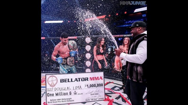 Эмоции после просмотра турнира UFC Maia vs. Askren и Bellator 232