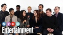 Reprisal's Mena Massoud, Abigail Spencer More On New Show | NYCC19 | Entertainment Weekly