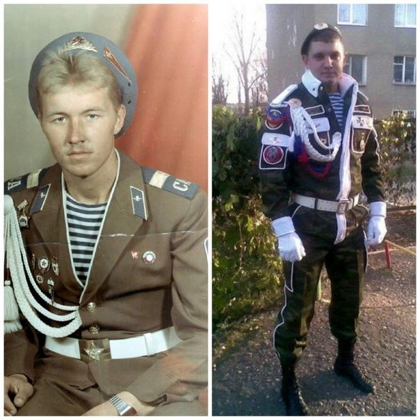 появления висячих советская дембельская форма фото результате