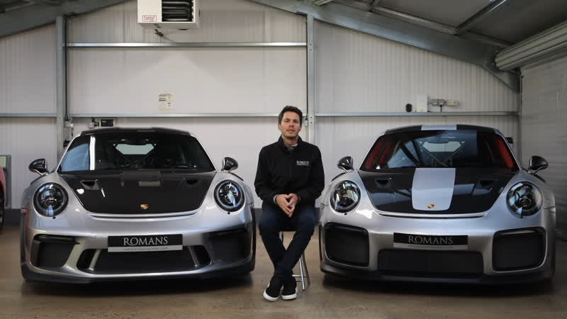 Battle of the Weissachs - GT3 RS vs GT2 RS