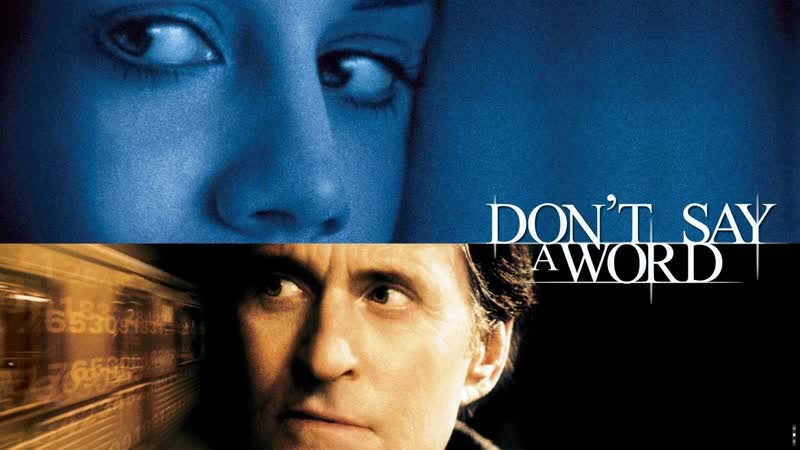 ➡ Не говори ни слова (2001) HD 720 Перевод: Дубляж, лицензия.