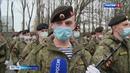 На Балтфлоте ведётся активная подготовка к военному параду к 76 й годовщине побед